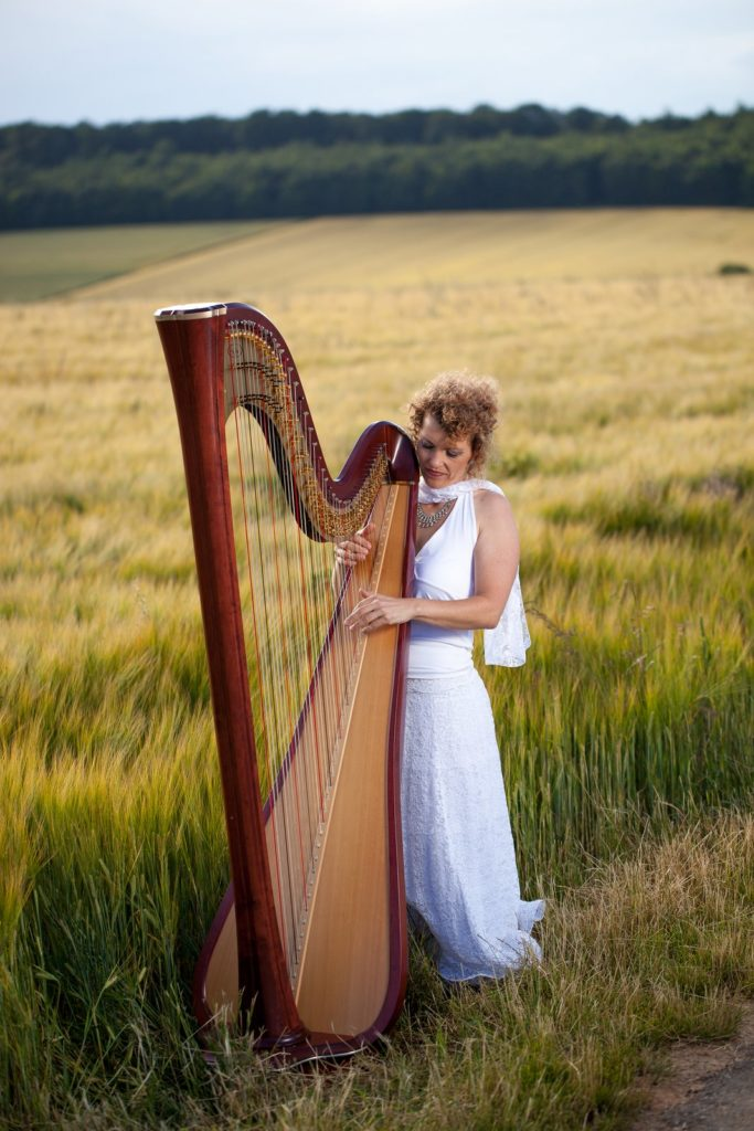 Anne Kox-Schindelin (Harfe)